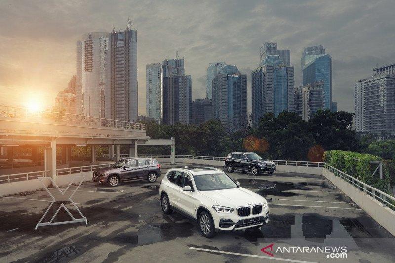 BMW segarkan tampilan dan fitur X1, X3 dan X5 di Indonesia