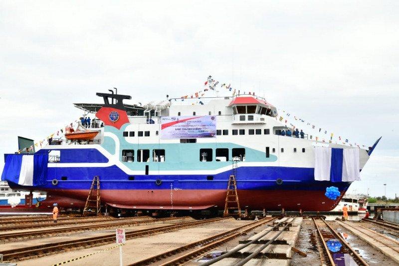 PT IKI menggarap pembuatan kapal Ferry NTB