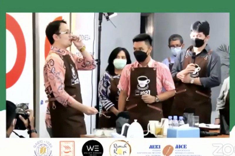 Gelar observasi rasa, Kemendag genjot ekspor kopi Nusantara