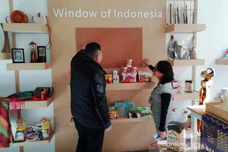 Peringkat eksportir Indonesia ke China naik