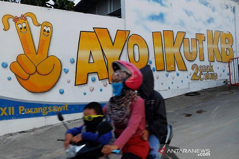 Presiden Jokowi minta penyuluh BKKBN gunakan komunikasi