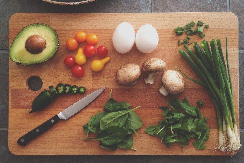 Makanan gizi seimbang bantu tingkatkan imunitas