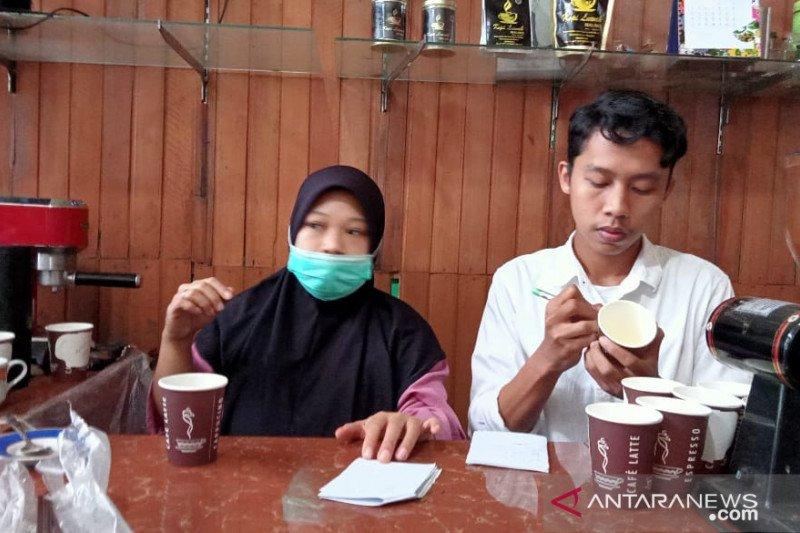 BI Sulsel bina UMKM kopi luwak di Malino