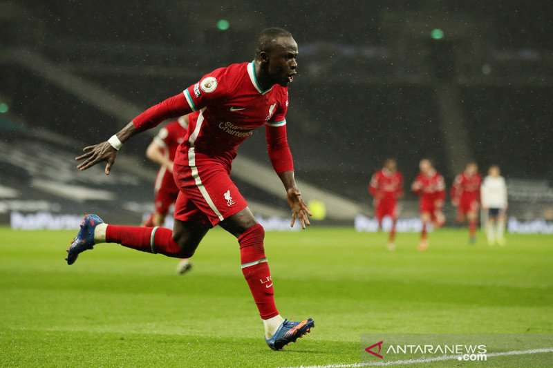 Sadio Mane: Liverpool sudah tidak lagi kejar gelar Liga Inggris