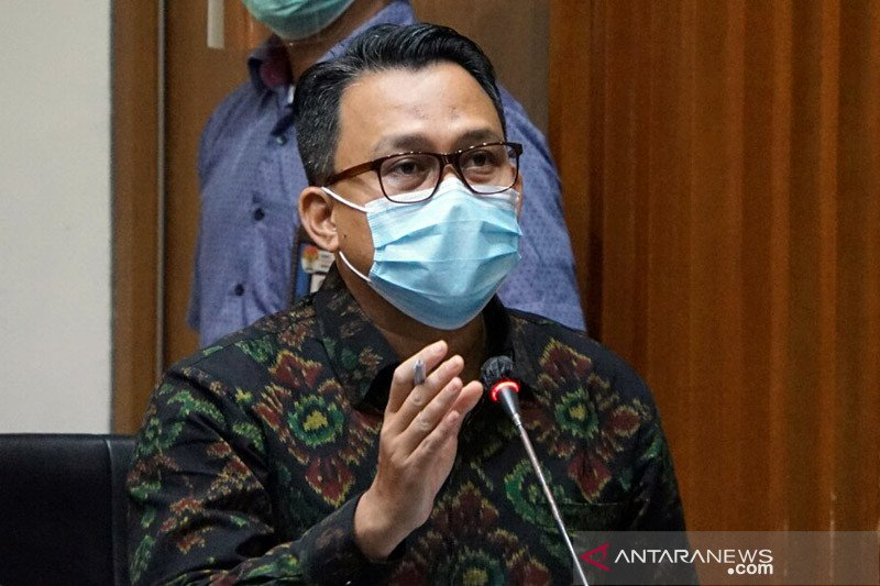 KPK amankan dokumen geledah tiga lokasi kasus pengadaan tanah BUMD DKI