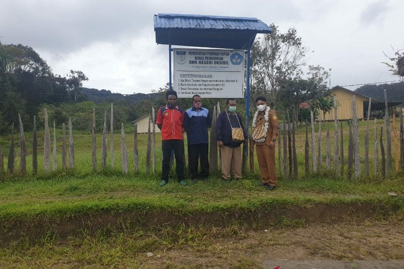 Disdik Papua harap proses KBM di wilayah rawan konflik berjalan lancar