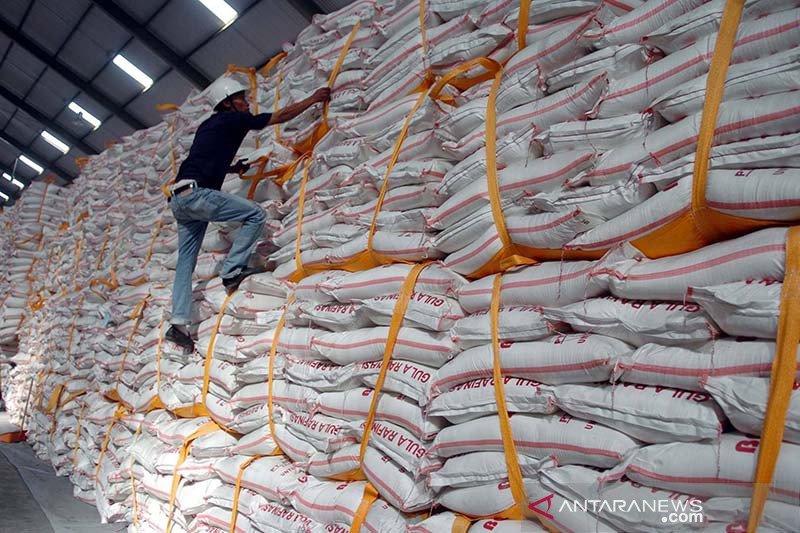 Kemenperin: Pasokan gula rafinasi aman, pabrik tak perlu khawatir