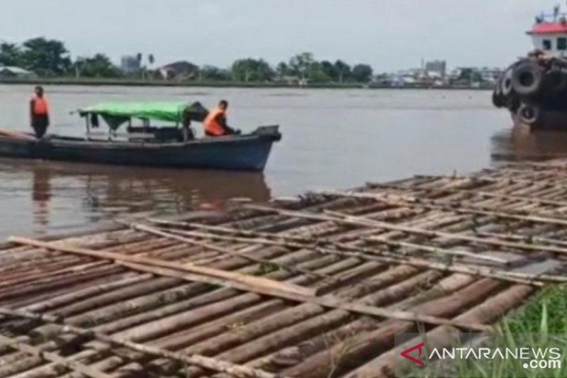1.380 batang kayu ilegal di Kalbar diamankan