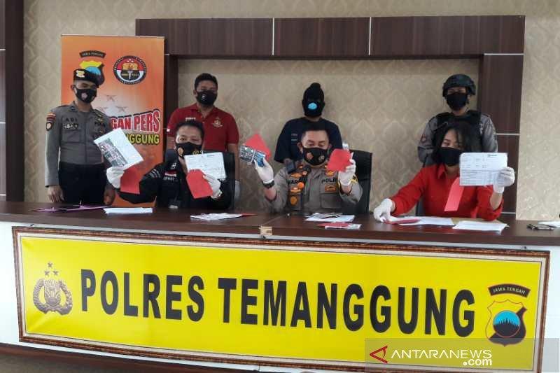 Polres Temanggung ungkap penipuan jual beli secara daring
