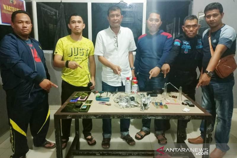 Seorang napi di Lapas Meulaboh Aceh tertangkap konsumsi sabu