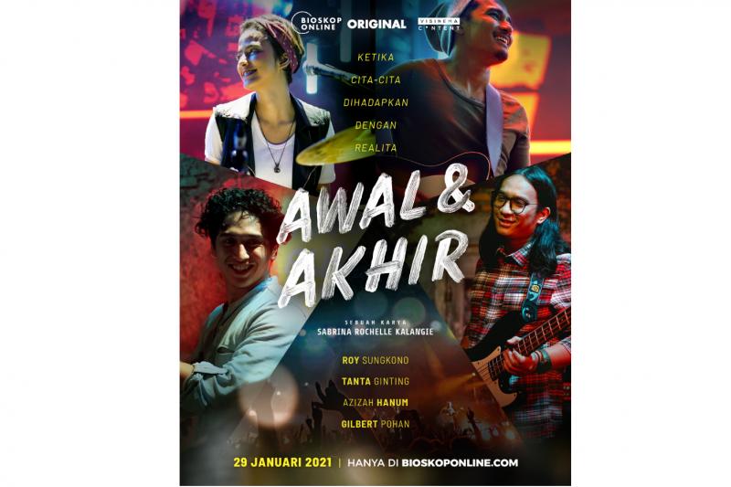 """""""Awal & Akhir"""", series perdana Bioskop Online tentang meraih mimpi"""