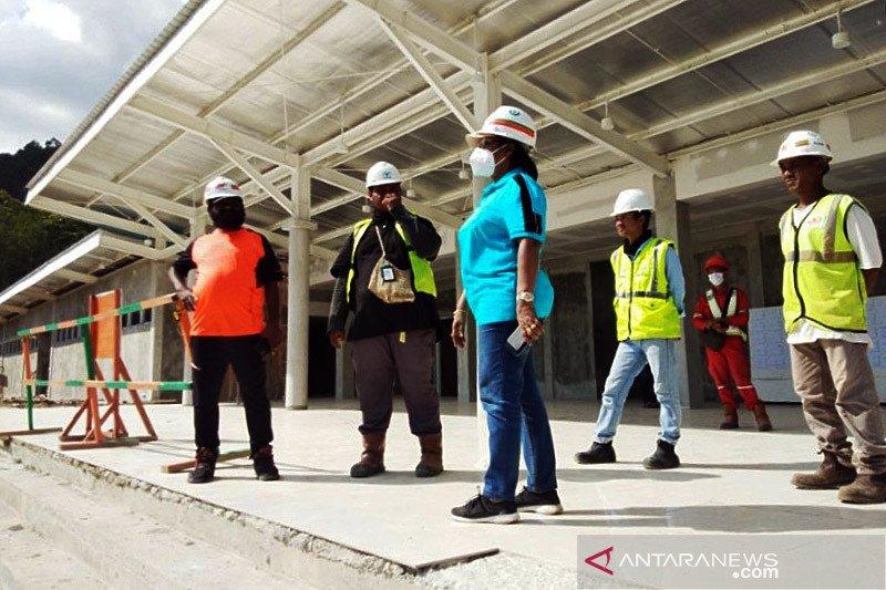 Venue panahan PON Papua rampung pada April 2021