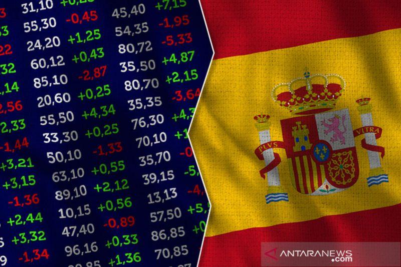 Saham Spanyol berakhir negatif, indeks IBEX 35 tergelincir 0,54 persen