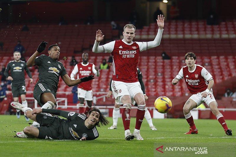 Solskjaer ingin pemain MU perbaiki ketajaman usai imbang lawan Arsenal