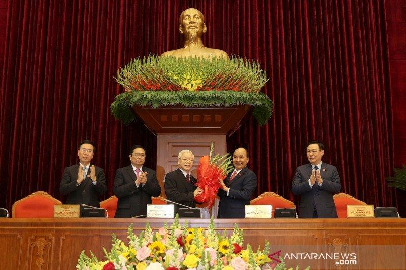 Vietnam angkat mantan pejabat keamanan negara sebagai PM baru