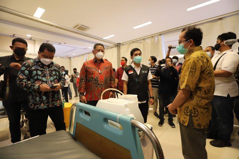 Wamenkes apresiasi modifikasi pendaftaran vaksinasi COVID-19 Surabaya