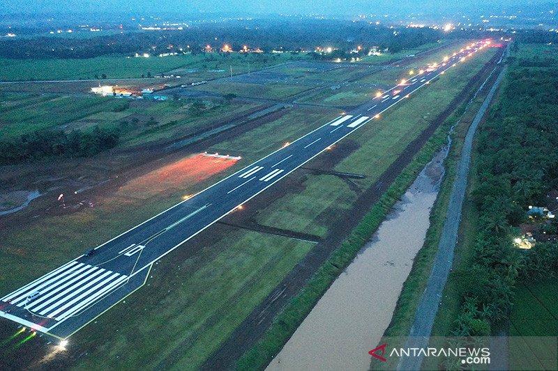 AP II rampungkan pembangunan landasan pacu Bandara Purbalingga