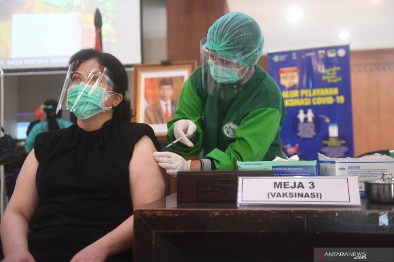 Ombudsman Jakarta Raya usul ubah strategi vaksinasi