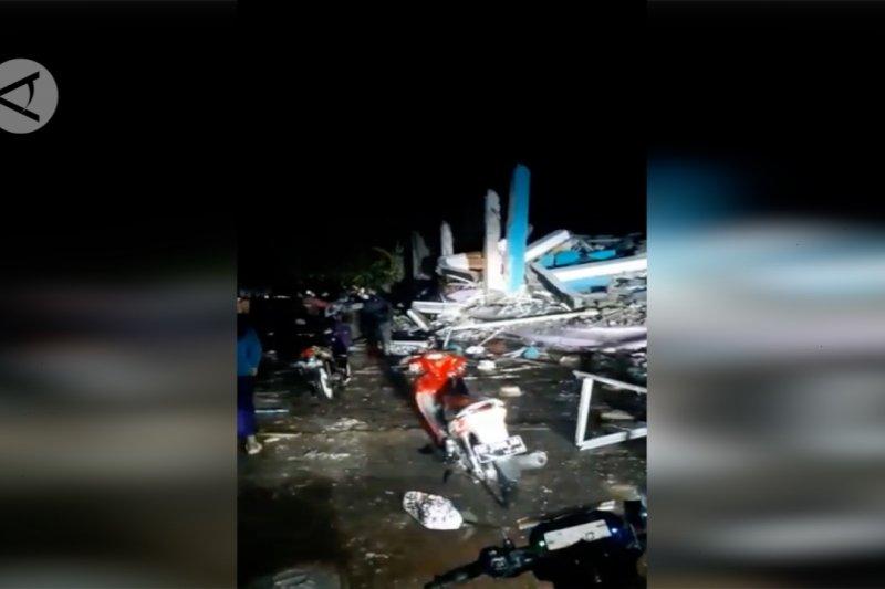 Gempa magnitudo 6,2 terjadi di Sulawesi Barat