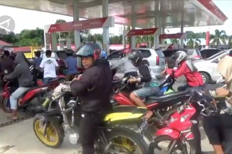 Pertamina jamin stok BBM di Mamuju dan Majene aman