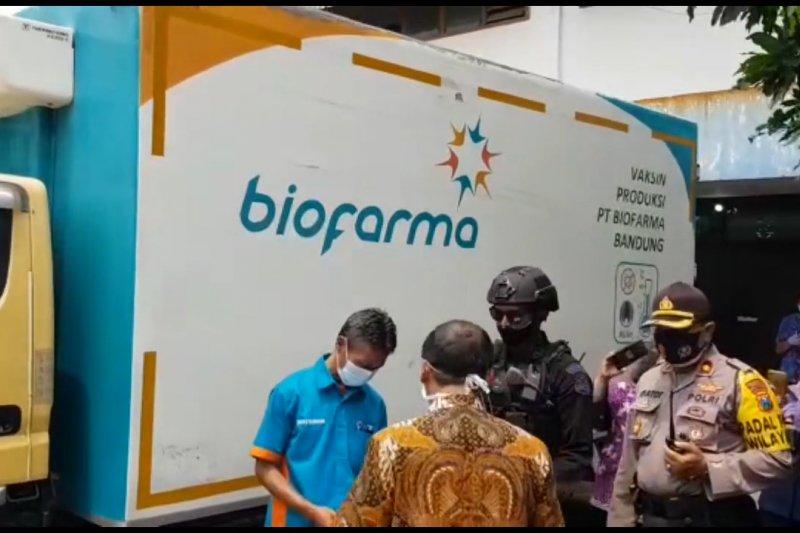 Dinkes Jatim siap distribusikan vaksin COVID-19