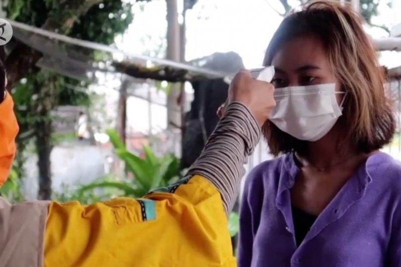 Satgas COVID-19: kepatuhan Sumatera & Papua pada protokol kesehatan rendah