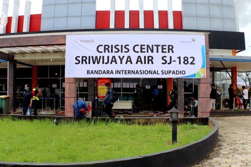 Sriwijaya Air akan fasilitasi keluarga korban ke Jakarta