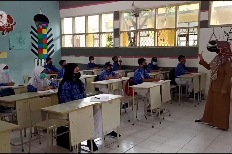 Survei KPAI: 78 persen siswa setuju sekolah tatap muka