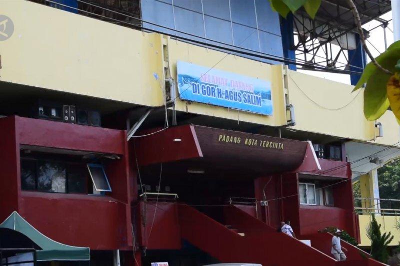 GOR Agus Salim Padang ditutup selama dua hari