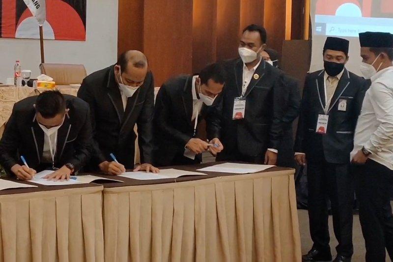 KPU Kabupaten Serang tetapkan Tatu-Pandji Bupati terpilih