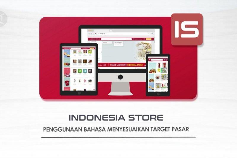 Mendag luncurkan platform dagang digital IDNstore