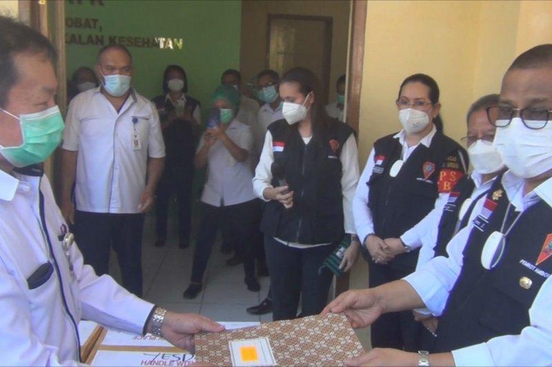 Pemkot Ambon terima 7280 vaksin dari Dinkes Maluku