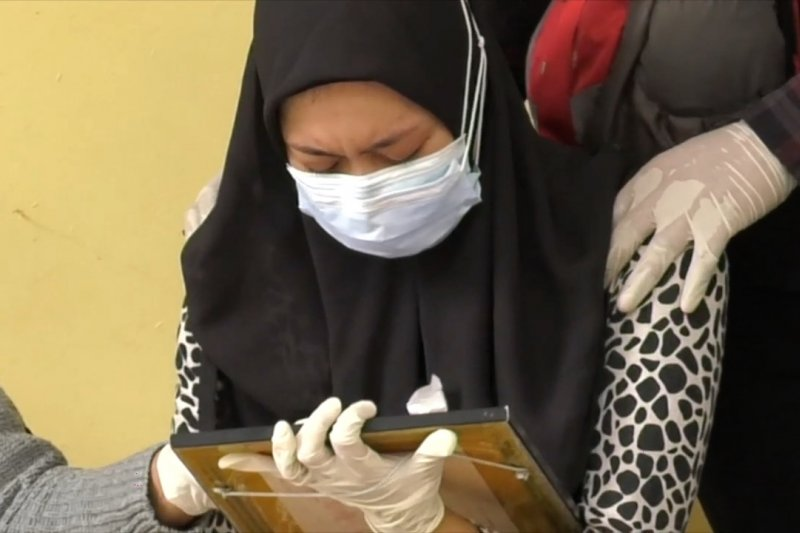27 jenazah korban Sriwijaya Air SJ-182 sudah diserahkan ke pihak keluarga
