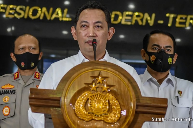 Alasan Presiden pilih Listyo sebagai calon tunggal Kapolri
