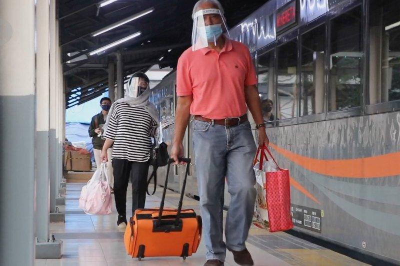 Daop 2 Bandung catat  25 ribu penumpang gunakan kereta api di libur akhir tahun
