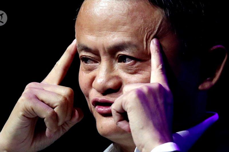 Hilangnya Jack Ma memicu spekulasi