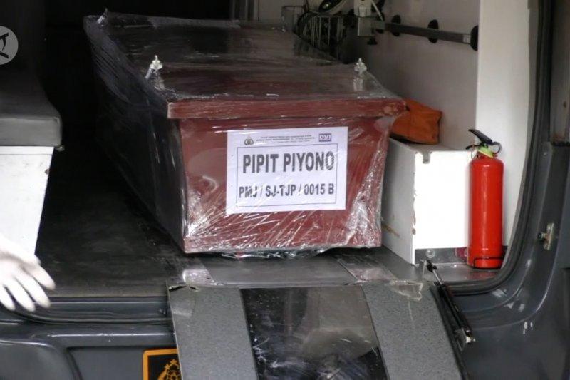 RS Polri serahkan 4 jenazah lagi kepada keluarga korban