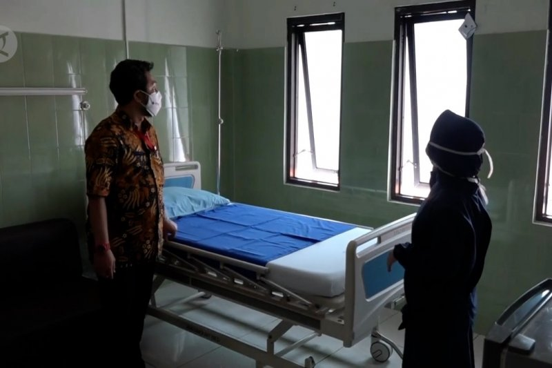 RSUD tambah ruangan untuk rujukan pasien COVID-19