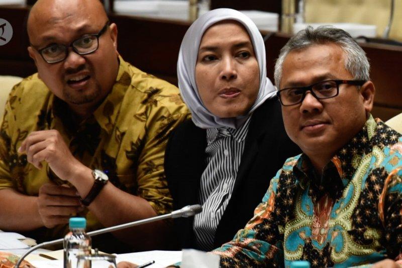 KPU tanggapi pemberhentian Arief Budiman