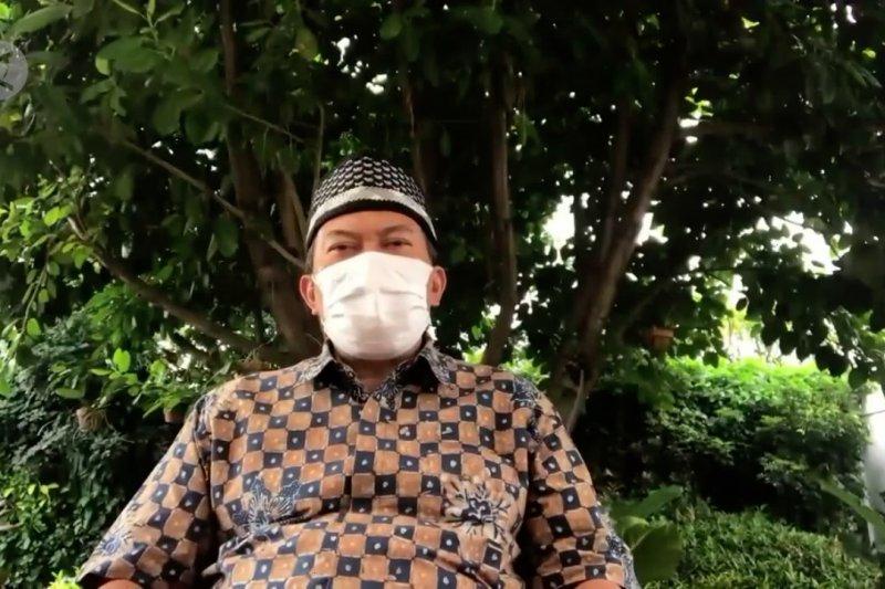 Wali Kota Bandung terpapar COVID-19