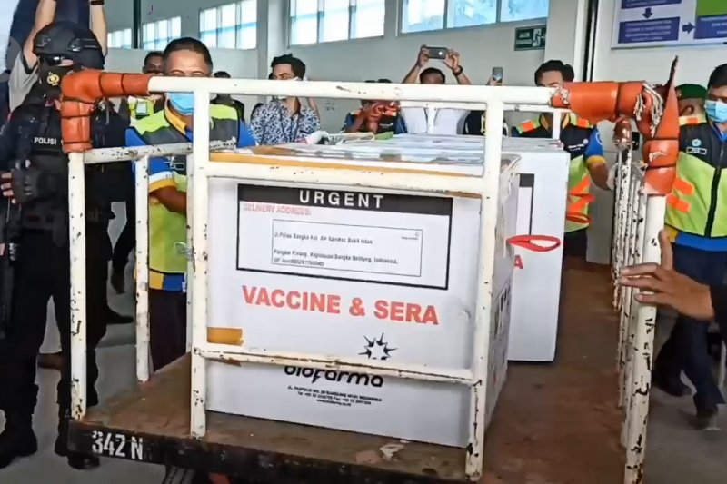 BPOM: Penggunaan vaksin tunggu izin resmi