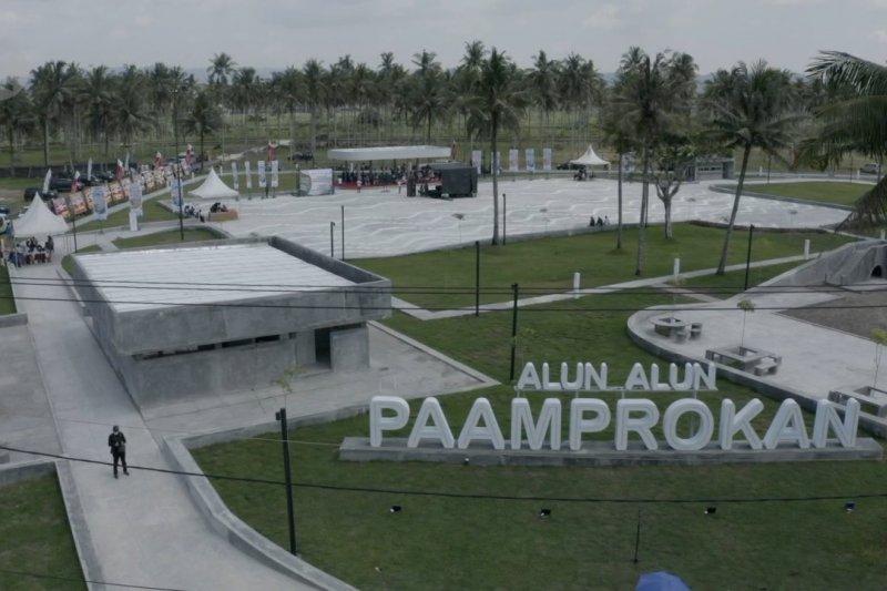 Gubernur pulihkan ekonomi Pangandaran melalui pembangunan ruang publik