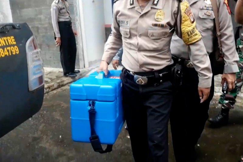 Distribusi vaksin di Majalengka dibantu mobil polisi