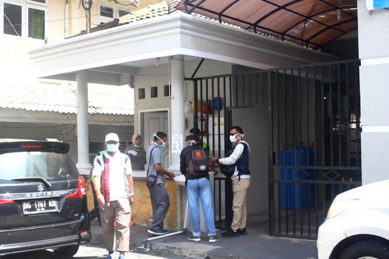 SatgasCOVID-19 :kasus sembuh di Ternate mencapai 96 persen