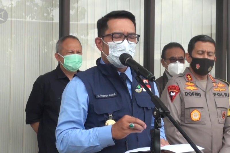 Tingkatkan kepercayaan publik, kepala daerah di Jabar jadi penerima pertama vaksin COVID-19