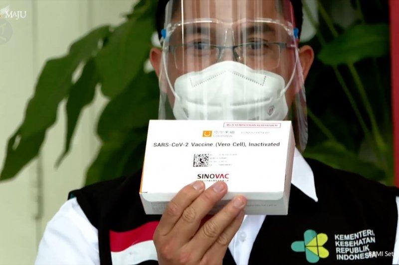 Wagub Sumbar imbau masyarakat tidak ragukan vaksin COVID-19