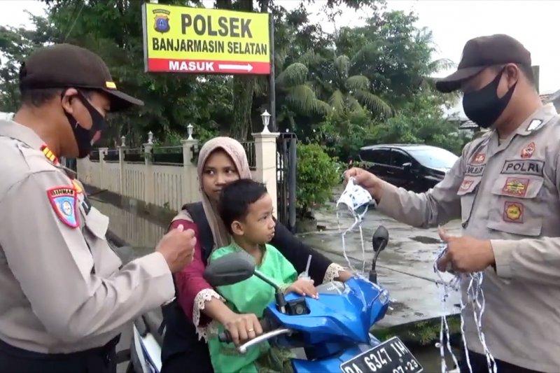 Pemkot Banjarmasin kembali gelar Operasi Yustisi Disiplin Prokes