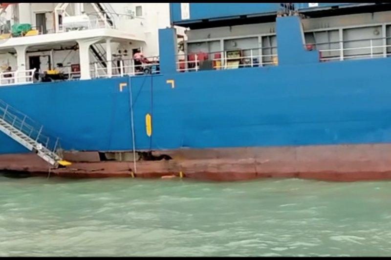 Kapal Mitra Jaya XIX ditemukan setelah hilang kontak
