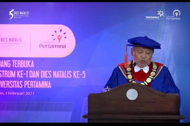 Universitas Pertamina buka seleksi mahasiswa baru dengan nilai rapor