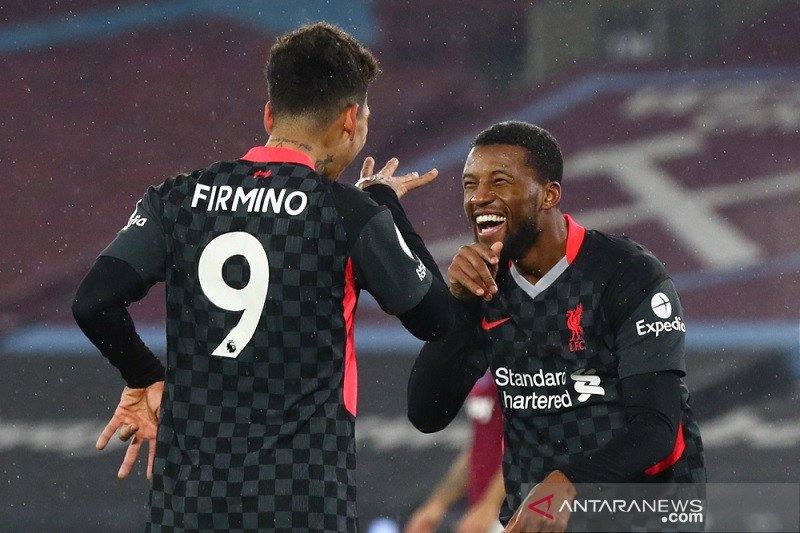 Klasemen Liga Inggris: Liverpool jaga momentum dan rebut posisi ketiga